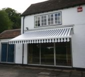 Powered Awning Rogate