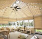 Woven Wood Conservatory